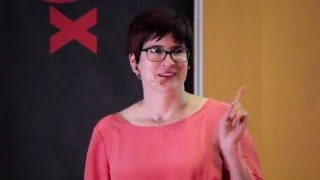 How we judge others when they speak (and we should stop) | Carrie Gillon | TEDxChandlerPublicLibrary