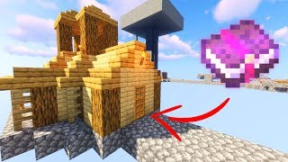 Epic Enchants In The New Enchanting House in Minecraft Skyblock VR - Valve Index VR