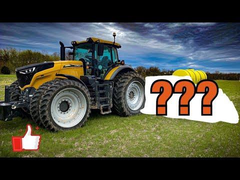 Running ALL NEW TOP SECRET FARM Equipment!