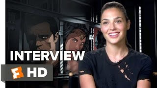 Batman v Superman: Dawn of Justice Interview - Gal Gadot (2016) Action Movie HD