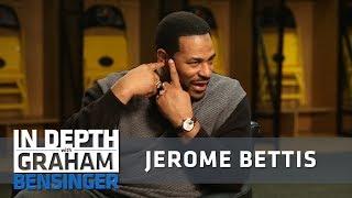 Jerome Bettis: The hardest hit I ever took