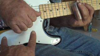 Fender Squier 51 guitar with Lollars and Mangan Strings pt.2.MP4