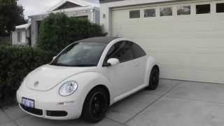 Auto Dream- Pimped Out Volkswagen Beetle