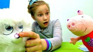 Салон красоты для животных. Видео для девочек
