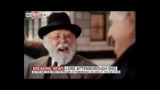 Actor Richard Attenborough dies