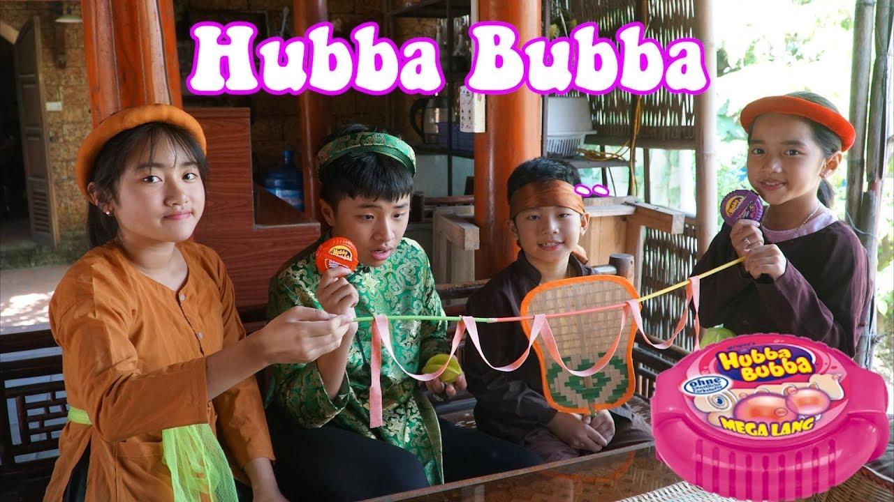 Truyện Phú Ông - Ăn Kẹo Cuộn Tròn Hubba Bubba - Tập 9 - MN Toys