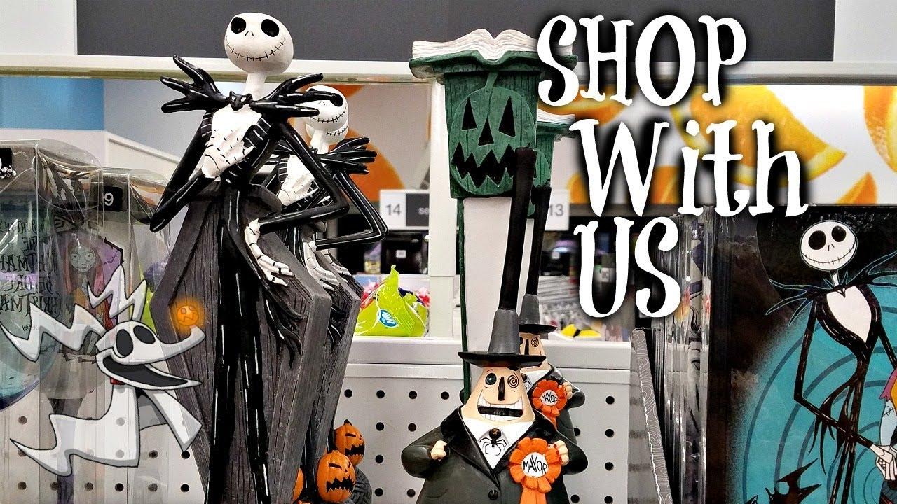 Walgreens Halloween Nightmare Before Christmas Halloween Beanie Boos ...