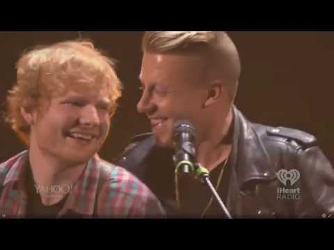 Ed Sheeran w/ Macklemore- Same Love...