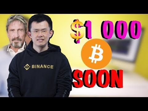 Warning: Bitcoin Will Bottom Out Below $1000 Then Go To $100 000 In 2020 | Cheapest Cryptocurrency