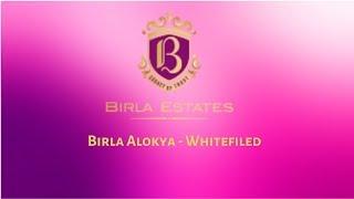Birla Alokya | Whitefield Bangalore | Birla Estates|9538585831