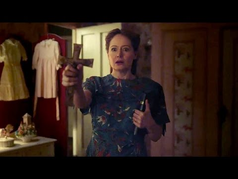 Проклятие Аннабель 2: Зарождение зла — Русский тизер-трейлер (2017)
