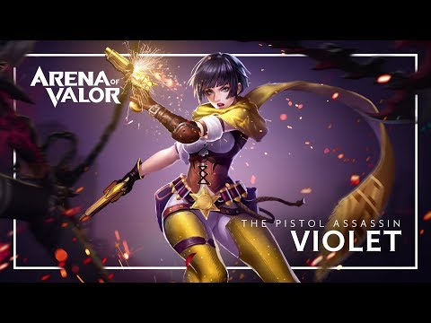 Arena of Valor Violet Guide [Hero Review]