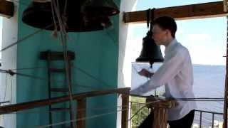 Колокольный звон(Свято-Троицкий муж. монастырь)