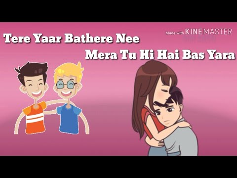 SAKHIYAAN - Maninder Buttar || Lyrics Full Song Punjabi || Latest Punjabi whatsapp status video 2018