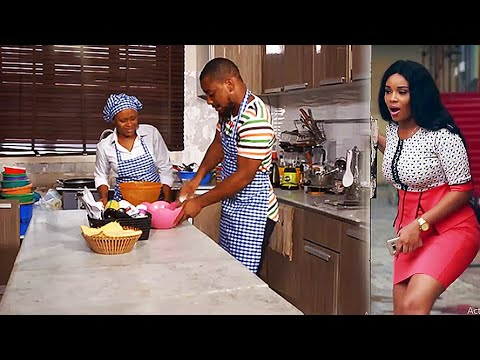 Download MY HANDSOME COOK A PERFECT HOUSEHUSBAND FOR EVERY SINGLE LADY 2021 New movie alert - Nigerian Movies