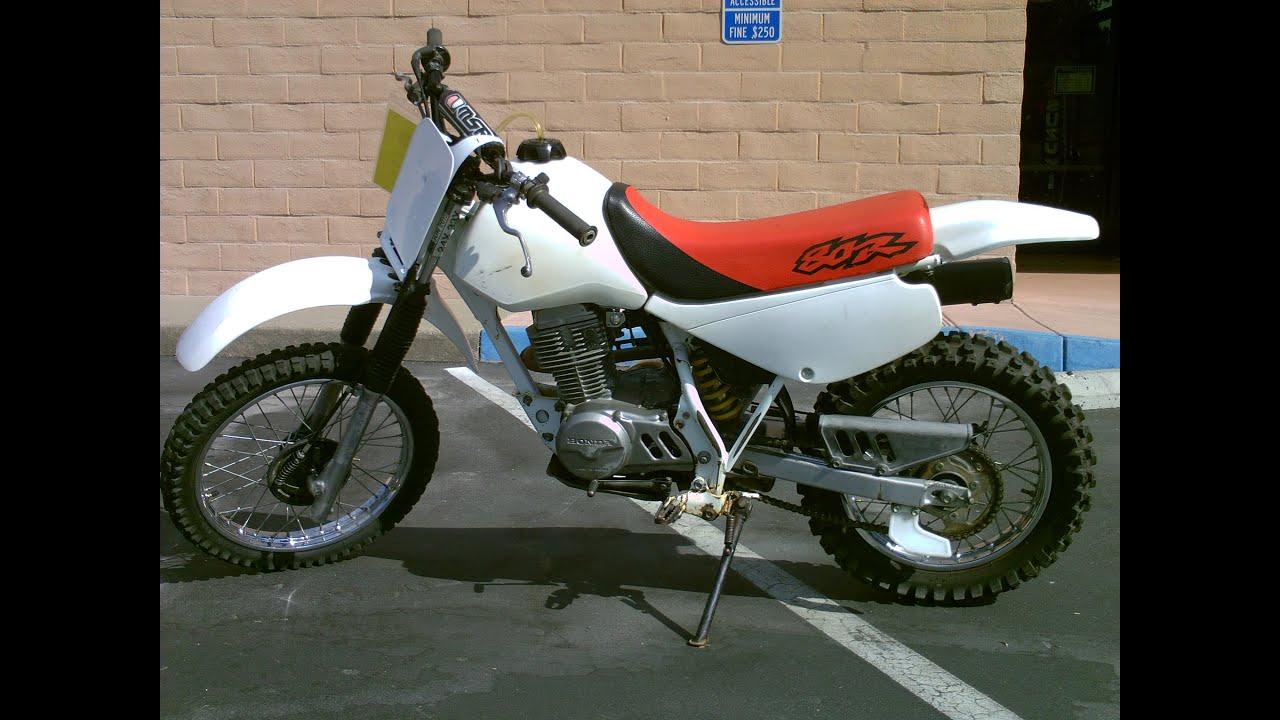 Amazing Contra Costa Powersports Used 1998 Honda XR80R 4 Stroke Dirt Bike Motorcycle