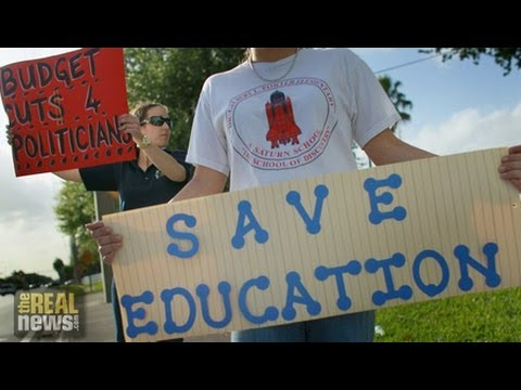 State Cuts to Public Funding of Higher Education Responsible For Increases In Tuition Costs