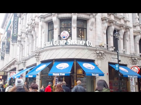 Em & Khi Try / Bubba Gump Shrimp Leicester Square