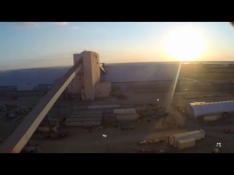 Agrium Vanscoy Potash Operations.