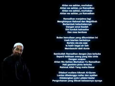 Rabbani - Ahlan Wa Sahlan Ya Ramadhan feat. Ustaz Azhar Idrus HD