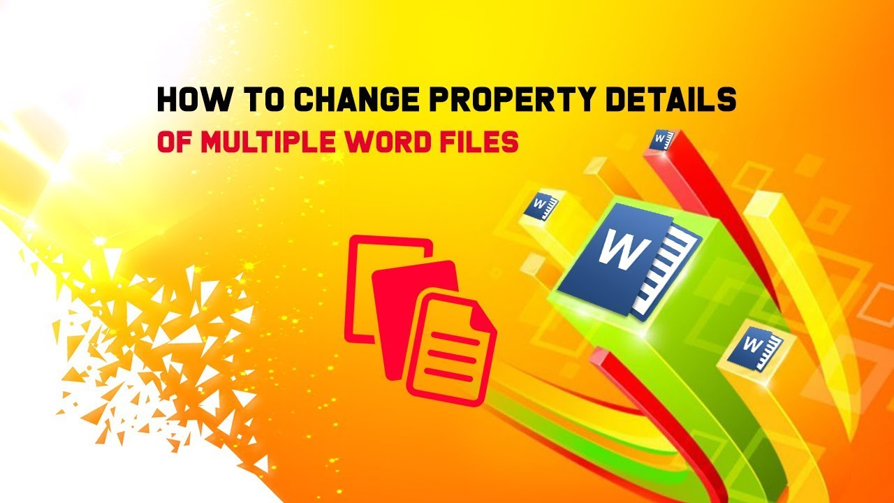 how to change the properties of a song file