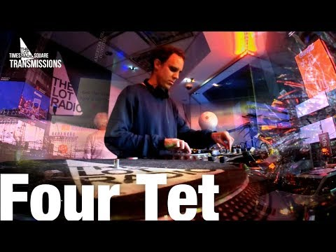 Four Tet @ Times Square Transmissions (Dec 28, 2018)