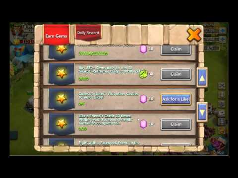 Castle Clash Aries Update For Facebook