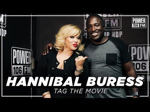 Hannibal Buress talks Tag The Movie, Getting Checked by Jay-Z, Handsome Rambler Podcast