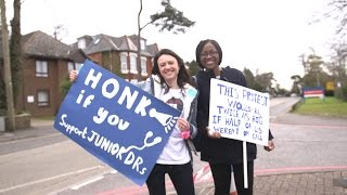 Junior Doctor's Strike: April 6th-8th Southampton