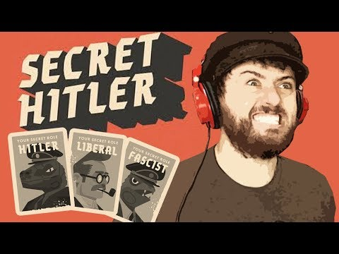 A GAME OF LOYALTY & DECEPTION | Secret Hitler w/ Ze, Chilled, GaLm, Smarty, Tom, & Aphex