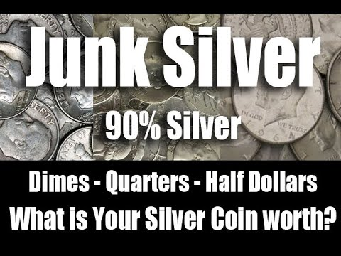 What Are Your Silver Coins Worth?