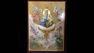 Исцеляющая сила молитвы. «Живоносный источник». Акафист Пресвятой Богородице о болящих.