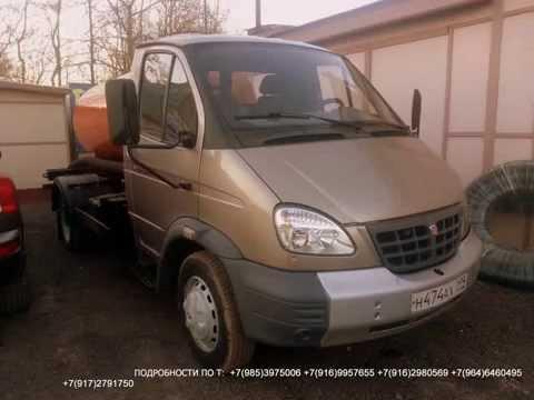Вакуумная ассенизаторская машина КО 503В ш 2010 г/в  ГАЗ 33104 ВАЛДАЙ 700т.р.
