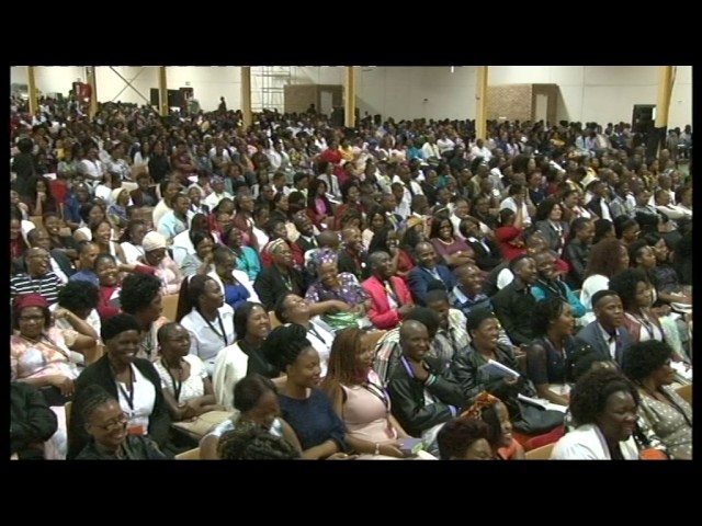 A.O.G youth convention (december 2016)    Dr S.D Gumbi