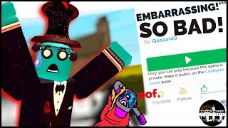Playing my EMBARRASSING FIRST ROBLOX GAME! - Quazar's Discussion Log (Feat. Carl the Fosh)