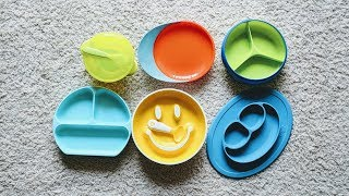 Review: Suction Plates & Bowl