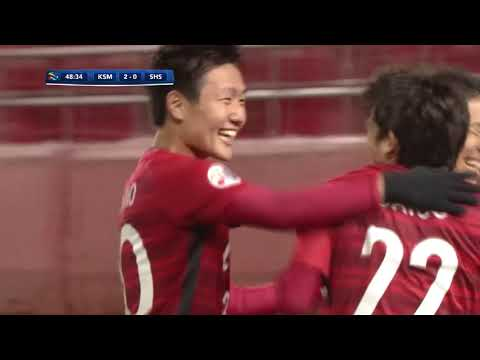 Kashima Antlers 3-1 Shanghai SIPG (AFC Champions League 2018: Round of 16 – First Leg)