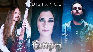 Evergrey - Distance (Cover by Angel Wolf-Black feat Dr Viossy and Elias Elias)
