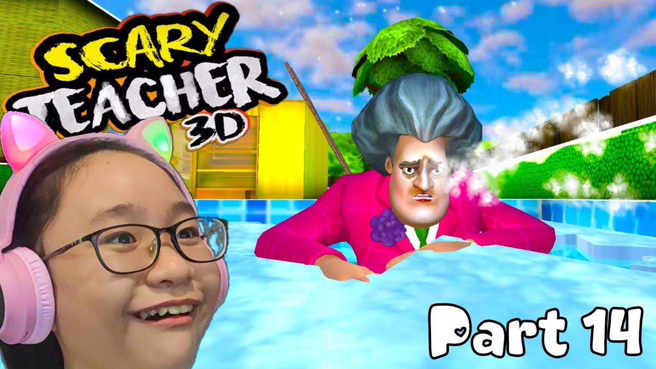 Download Scary Teacher 3D CHAPTER 3 - Gameplay Walkthrough Part 14 - Let's Play Scary Teacher 3D!!!