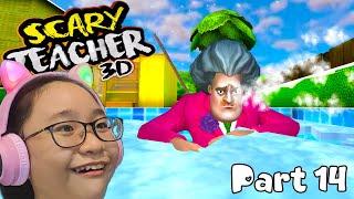 Scary Teacher 3D CHAPTER 3 - Gameplay Walkthrough Part 14 - Let's Play Scary Teacher 3D!!! screenshot 4