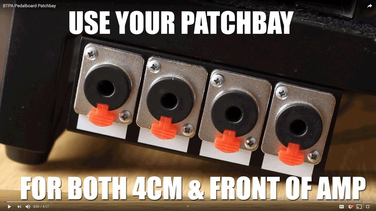 board patchbay