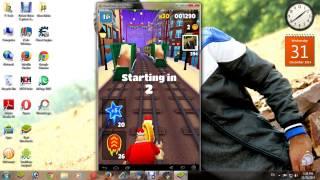subway surfer unlimited score hack bluestack cheat engine