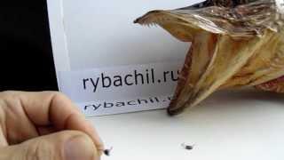 Изготовление самодельной мормышки из медного провода в домашней мастерской  Видео rybachil.ru.