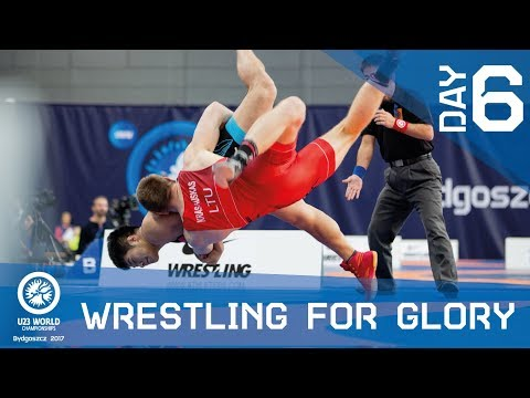 WRESTLING FOR GLORY - U23 World Championships