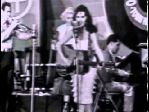 Wanda Jackson 1958 (español Rockabilly)
