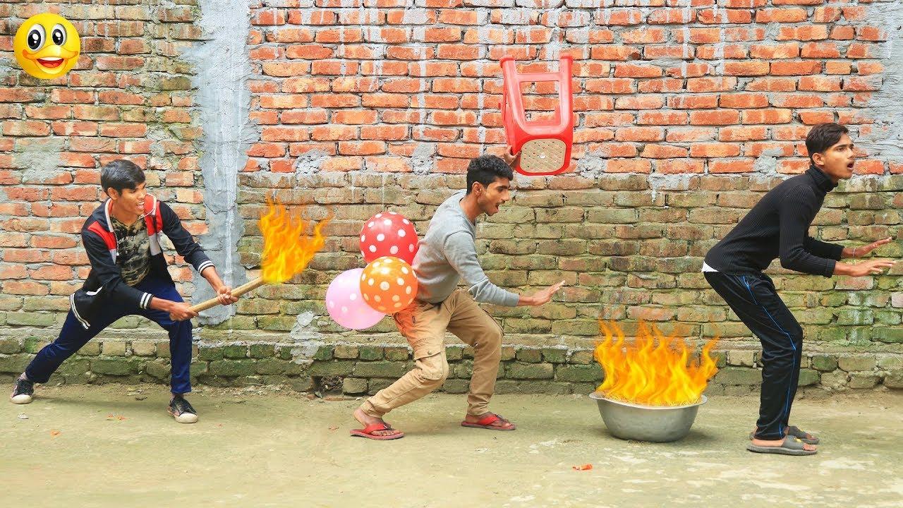 Download Indian New funny Video😄-😅Hindi Comedy Videos 2020-Episode-45--Indian Fun || Bindas Duniya