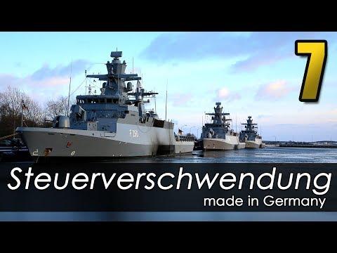 Steuerverschwendung made in Germany - Episode 7