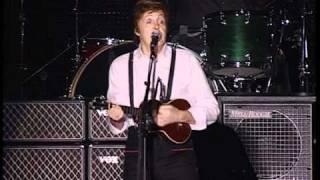 Something - Paul McCartney en Argentina (Proshot)
