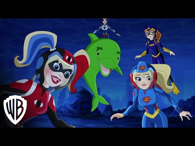 DC Super Hero Girls: Legends of Atlantis | Digital Trailer | Warner Bros. Entertainment