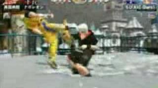 Kakutou Shinseiki the frist VF4 national tournament, 3rd round matc...